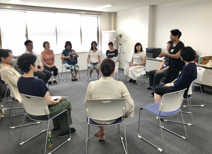 こどもの学びが動き出す/ からだ×こころ×イマジネーション「即興型学習研究会 英語部会in東京2018」