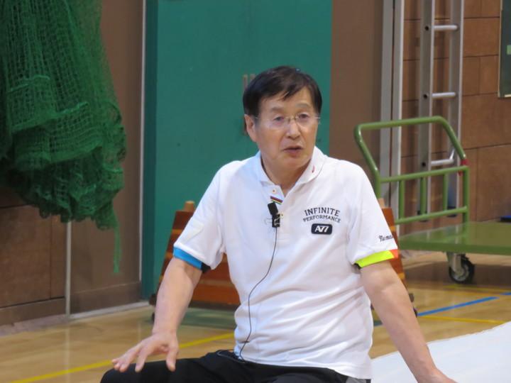 【講師 日本三大体育教師 根本正雄氏】第8回TOSS体育フレッシュセミナーIN北海道