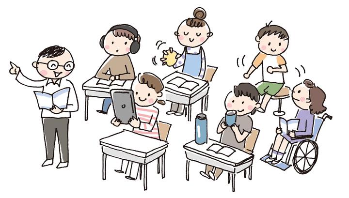 発達障害当事者から学ぶ教室にいる発達障害のある子ども達への理解とサポート