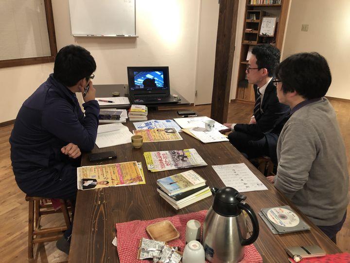 石川県の中学教師勉強会「Mush」(マッシュ)2019年3月例会