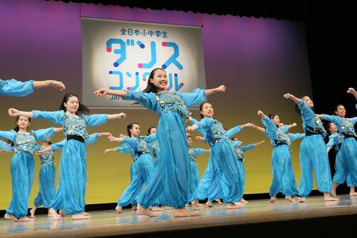 【朝日新聞社主催、スポーツ庁後援】第7回全日本小中学生ダンスコンクール(西日本大会)にエントリーしませんか?