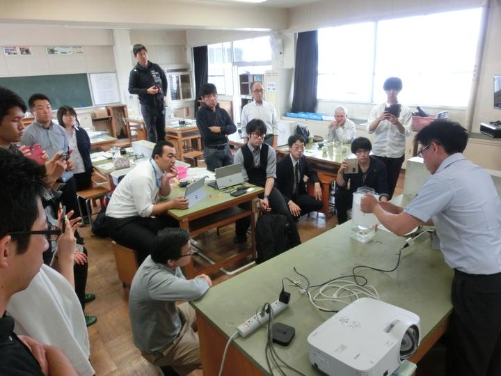 【残り6名】文科省 藤枝視学官と語る! SCIENTIA 理科の授業づくり・実験講座
