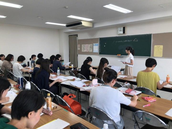 女教師☆明日の授業にすぐ役立つ 授業力アップ講座7月