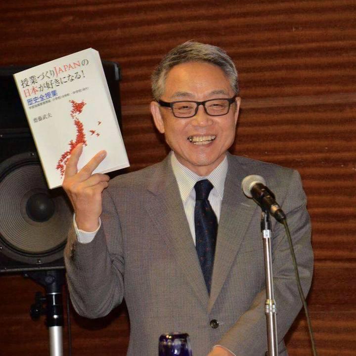 第3回 齋藤武夫先生の 日本が好きになる!歴史全授業講座 inさいたま Season3