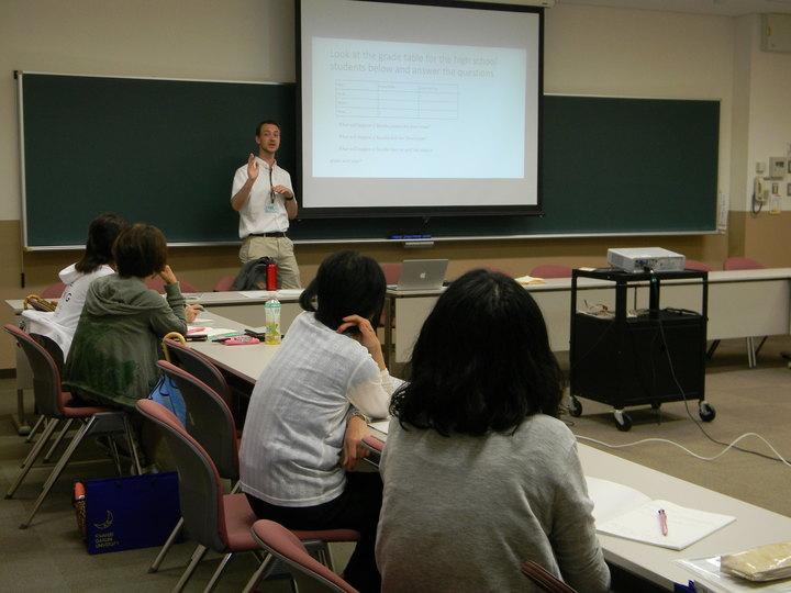 【関西学院大学】英語教員のための夏季英語セミナー