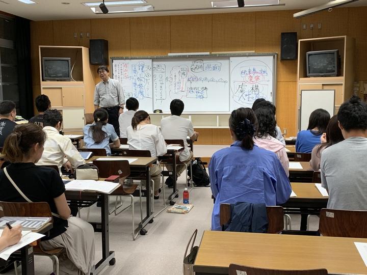第5回国語塾 〜二瓶弘行先生をお迎えして〜