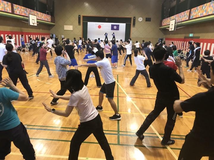 運動会で活用できる!足が速くなるダンス研修会 愛媛県会場