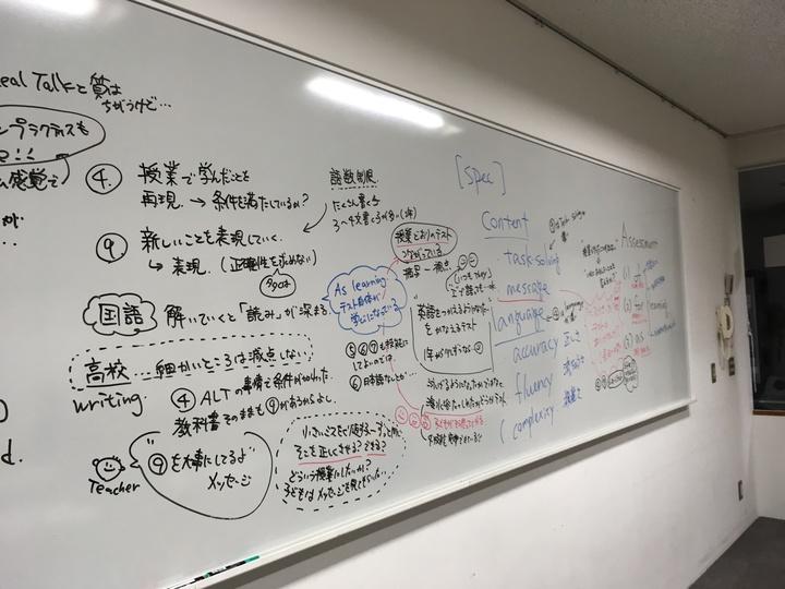 第16回英語授業を語る会・静岡