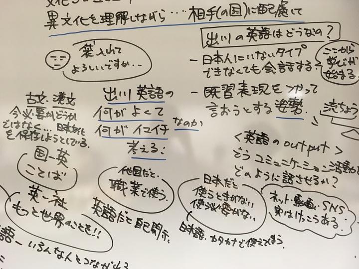 第18回英語授業を語る会・静岡