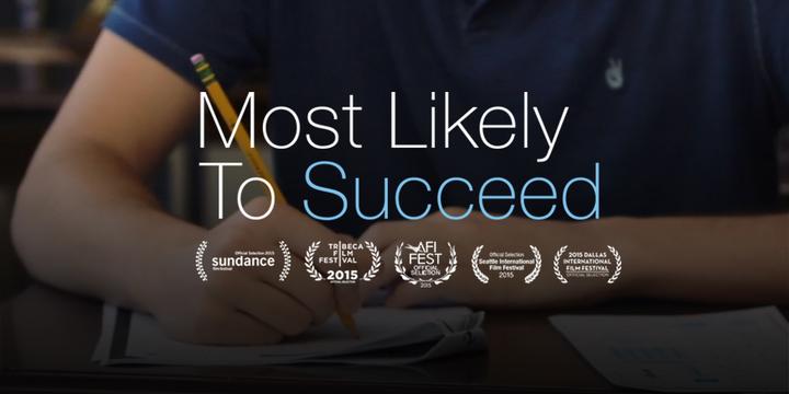 [残席わずかです] 映画【Most Likely To Succeed】自主上映会 in愛知(知多)
