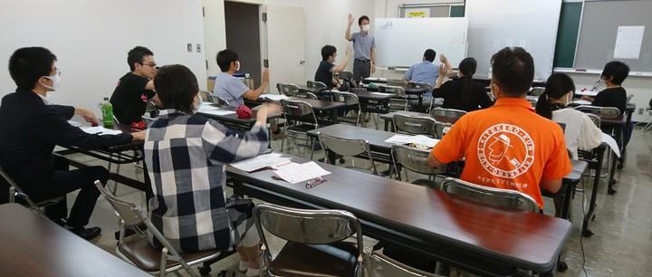 授業のレベルアップをめざす先生、先生になりたい学生さん、集まれ~!!TOSS山形9月例会