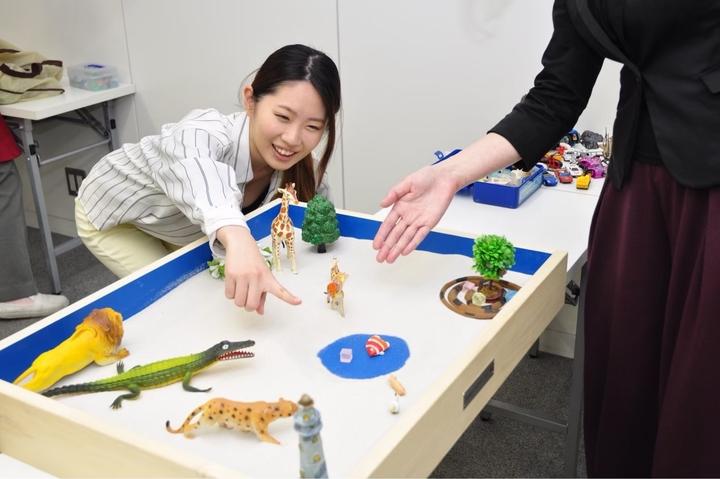 【横浜11・12月】「箱庭療法士資格認定講座」2日間集中講座で実践的な技術を習得!