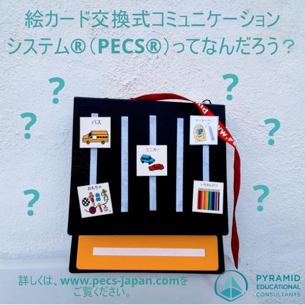 絵カード交換式コミュニケーション(PECS®)ワークショップ 青山市で開催