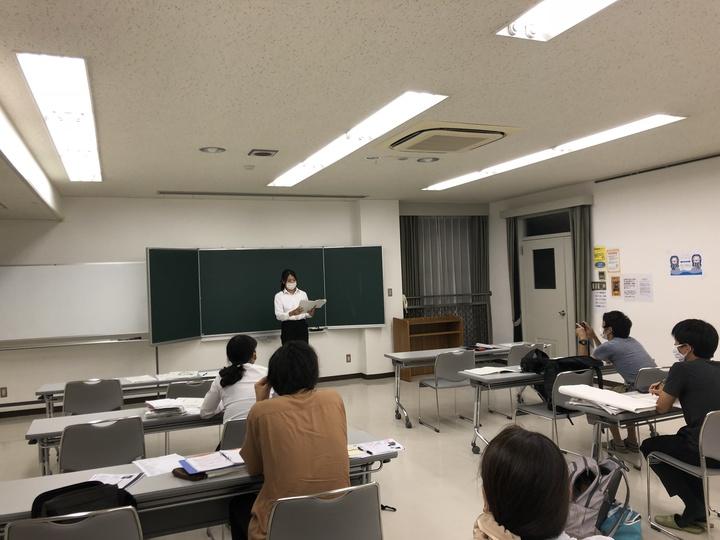 【7/31日午前リアル】教員採用二次個人面接講座801B