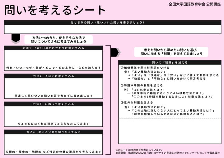 無料オンライン公開講座「今、漢字教育について問うべきことを探る」
