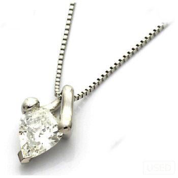 PT900/PT850 ダイヤモンドネックレス D0.841