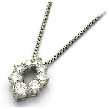 PT900/PT850 ダイヤモンドネックレス