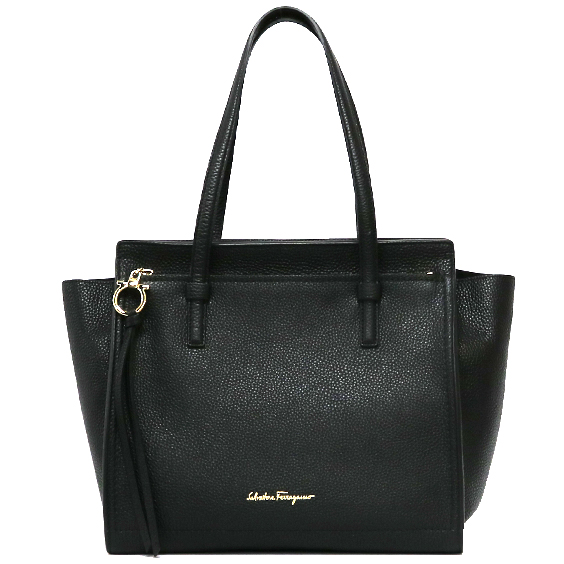 Salvatore Ferragamo AMY レザートート