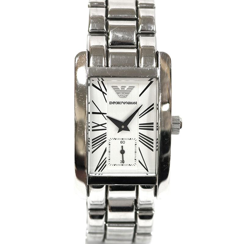 時計 エンポリオアルマーニ メンズ 【腕回り約16.5cm】