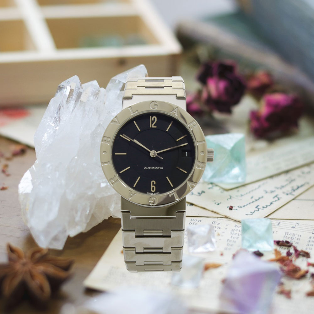 時計 ブルガリ BB33SS【腕回り約16cm】