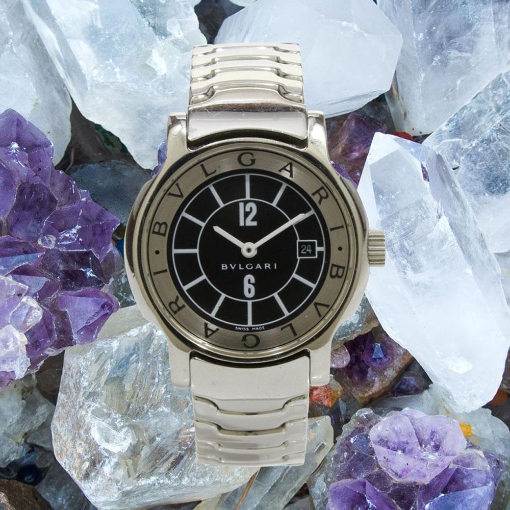 時計 ブルガリ ST29S【腕回り約15cm】