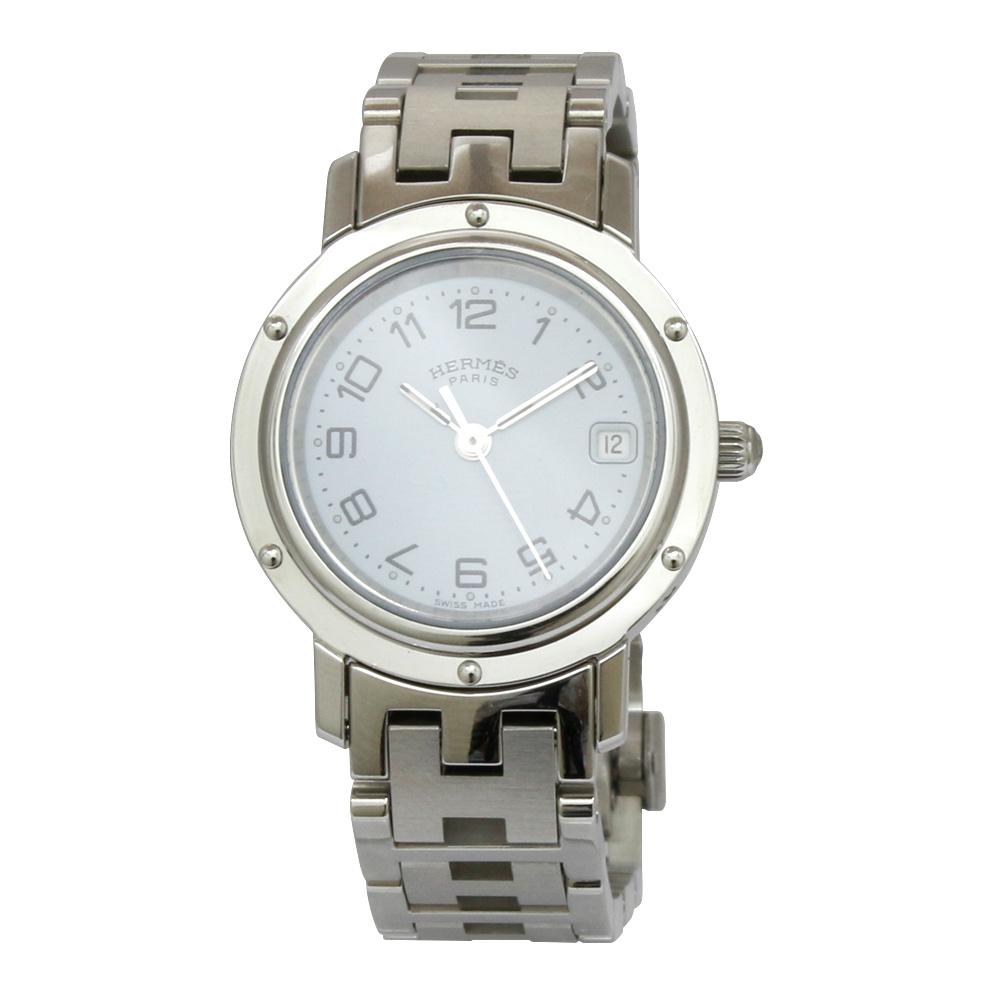 時計 HERMESクリッパー【腕回り約14.5㎝】