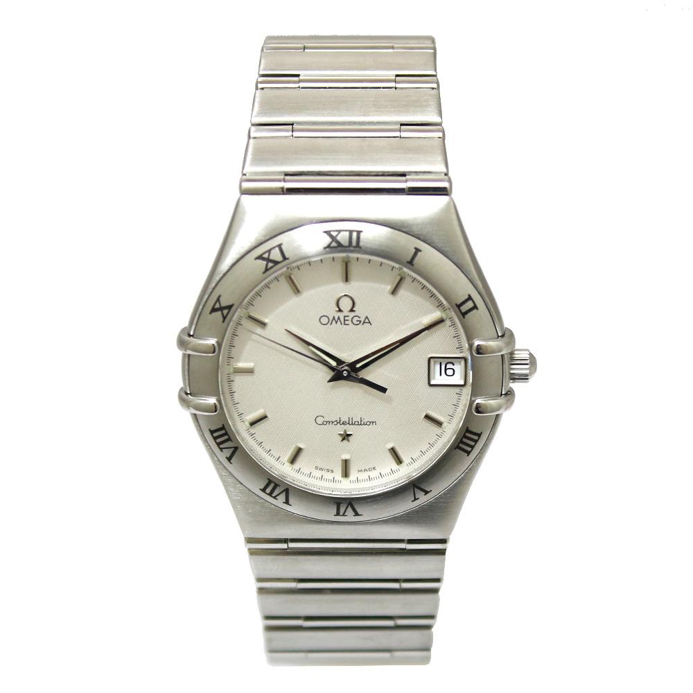 時計 OMEGAコンステメンズ【腕回り約18.5㎝】