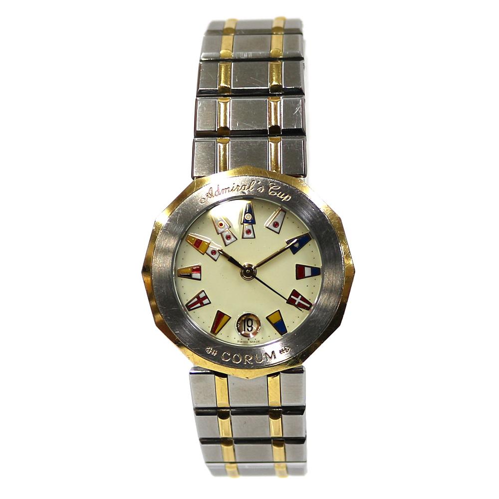 時計 CORUMアドミラルズカップ【腕回り約16.5cm】