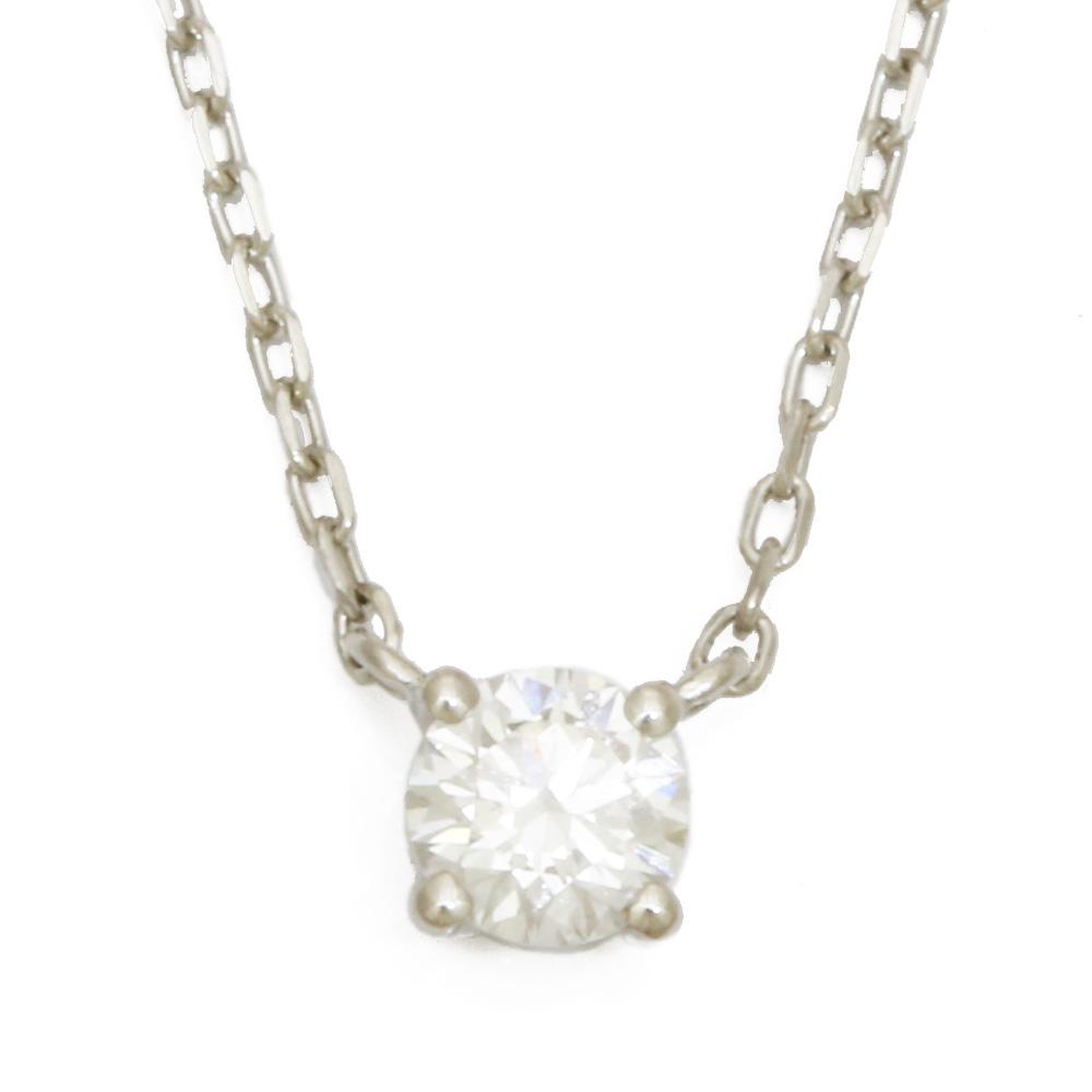 PT850 ダイヤモンド ネックレス