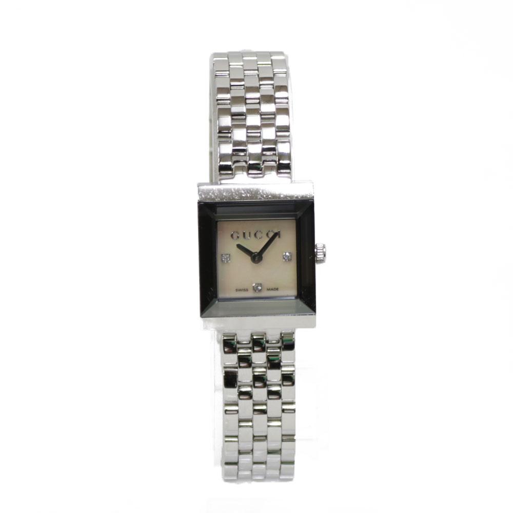 時計 GUCCI  128.4【腕回り約18.0cm】