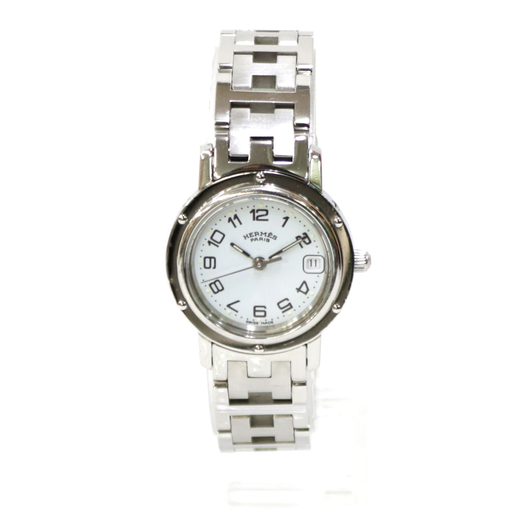 時計 HERMES クリッパー CL4 210【腕回り約15.0cm】