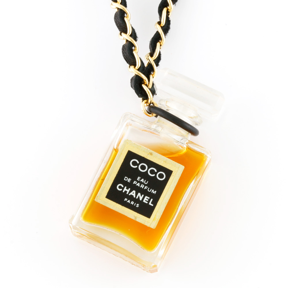 ココ オードゥ パルファム 香水 ネックレス