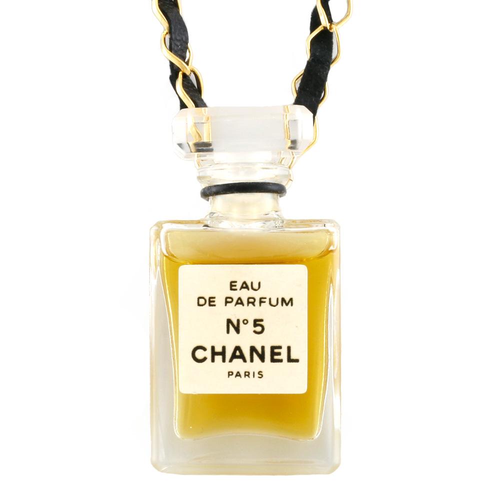 パフューム ナンバー5 香水 ミニボトル ネックレス