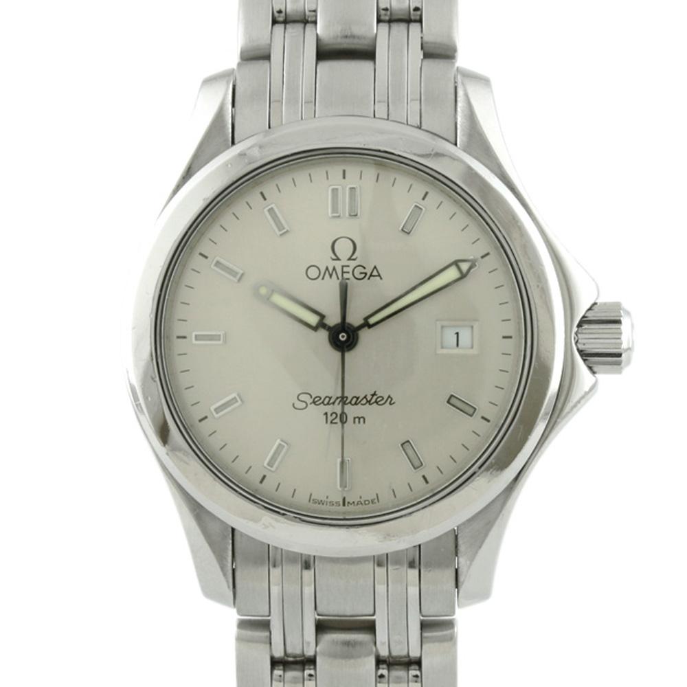 時計 シーマスター120m【腕回り約16.0cm】