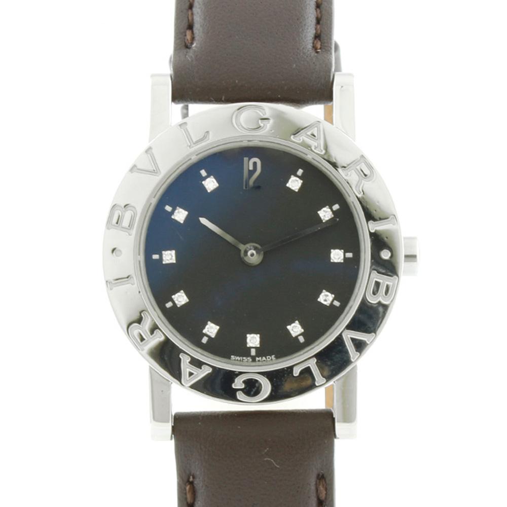 時計 ブルガリブルガリ BB26SL【腕回り約12.5-16.5cm】