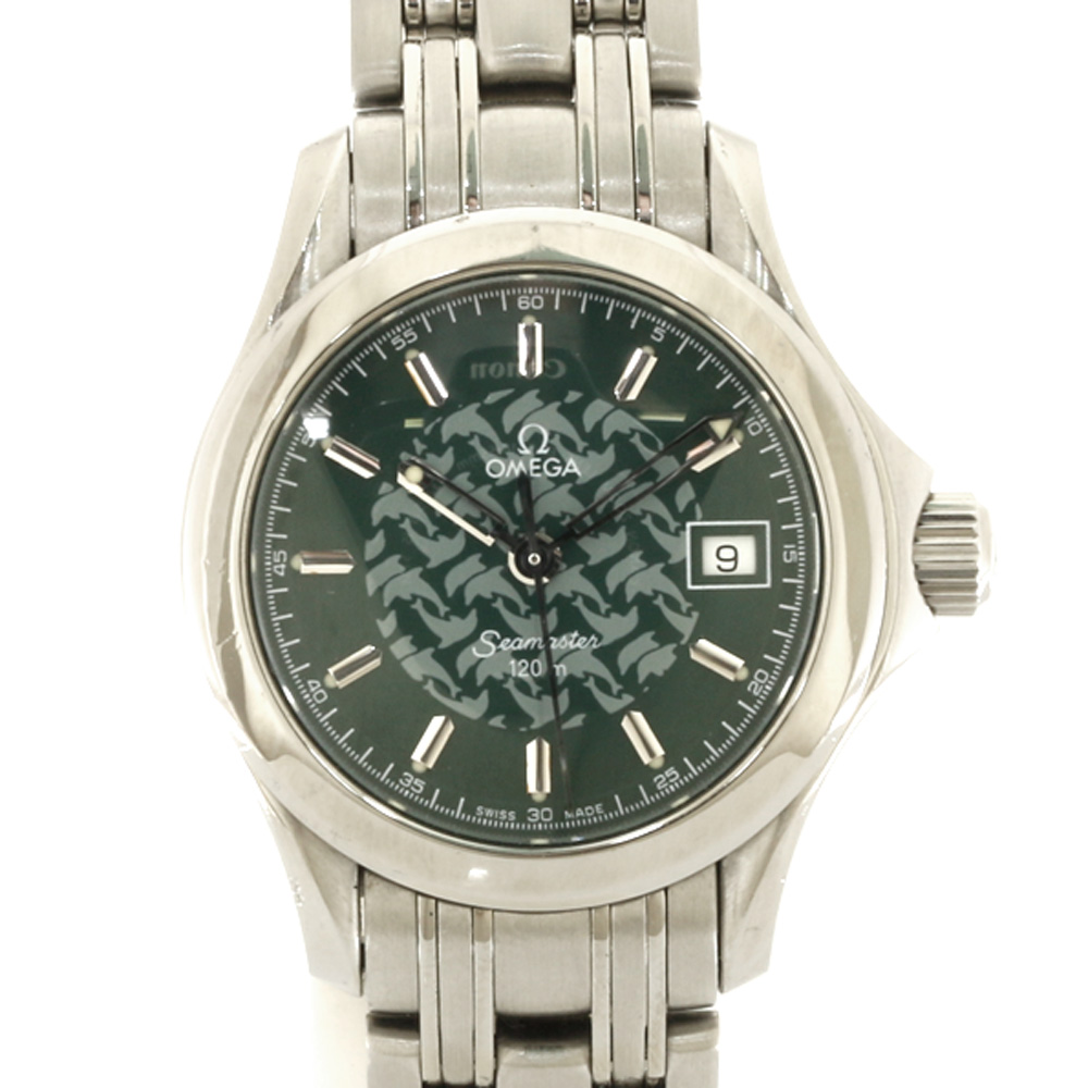 時計 シーマスター ジャックマイヨール【腕回り約16.5cm】