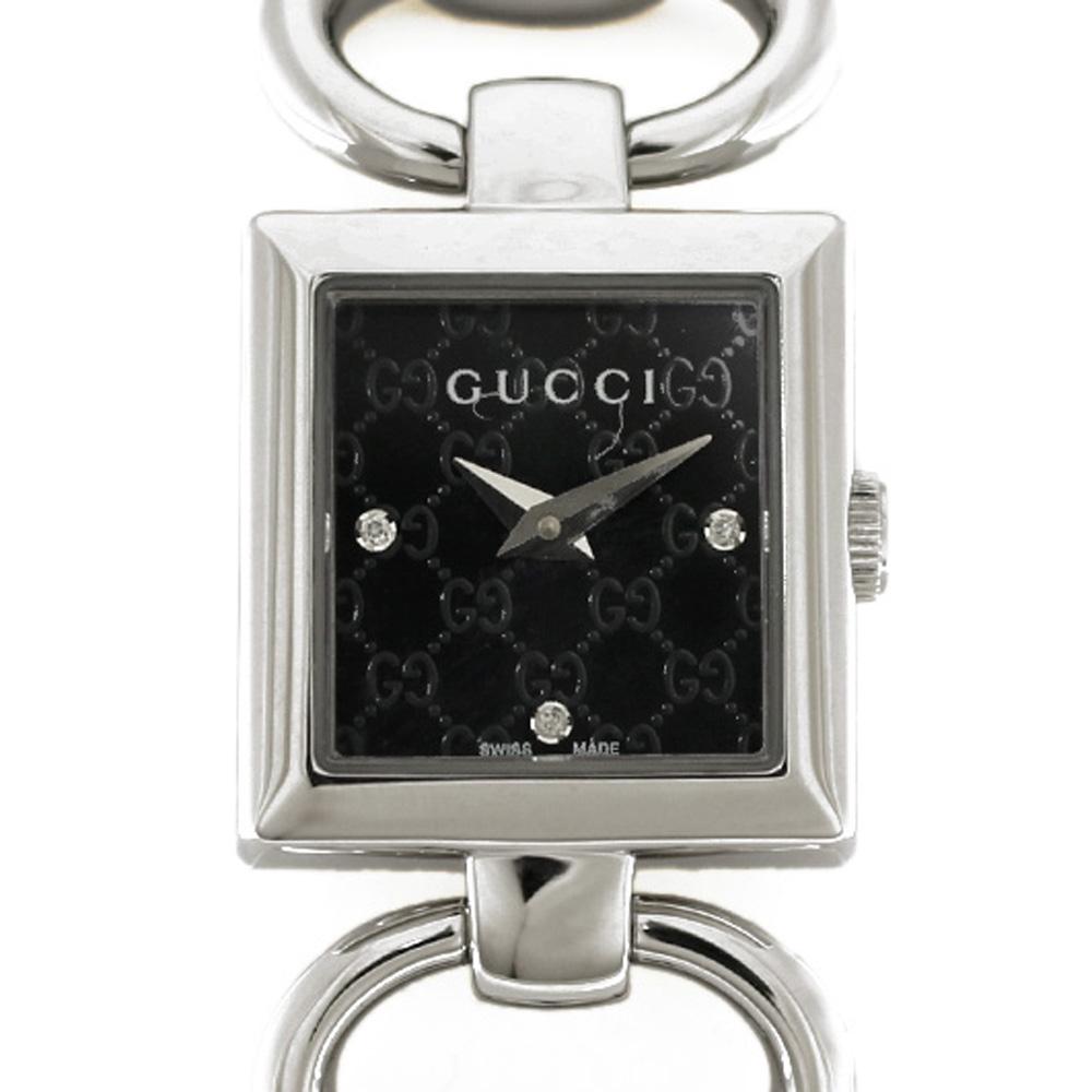 時計GUCCI トルナヴォーニ【腕回り約16.0cm】