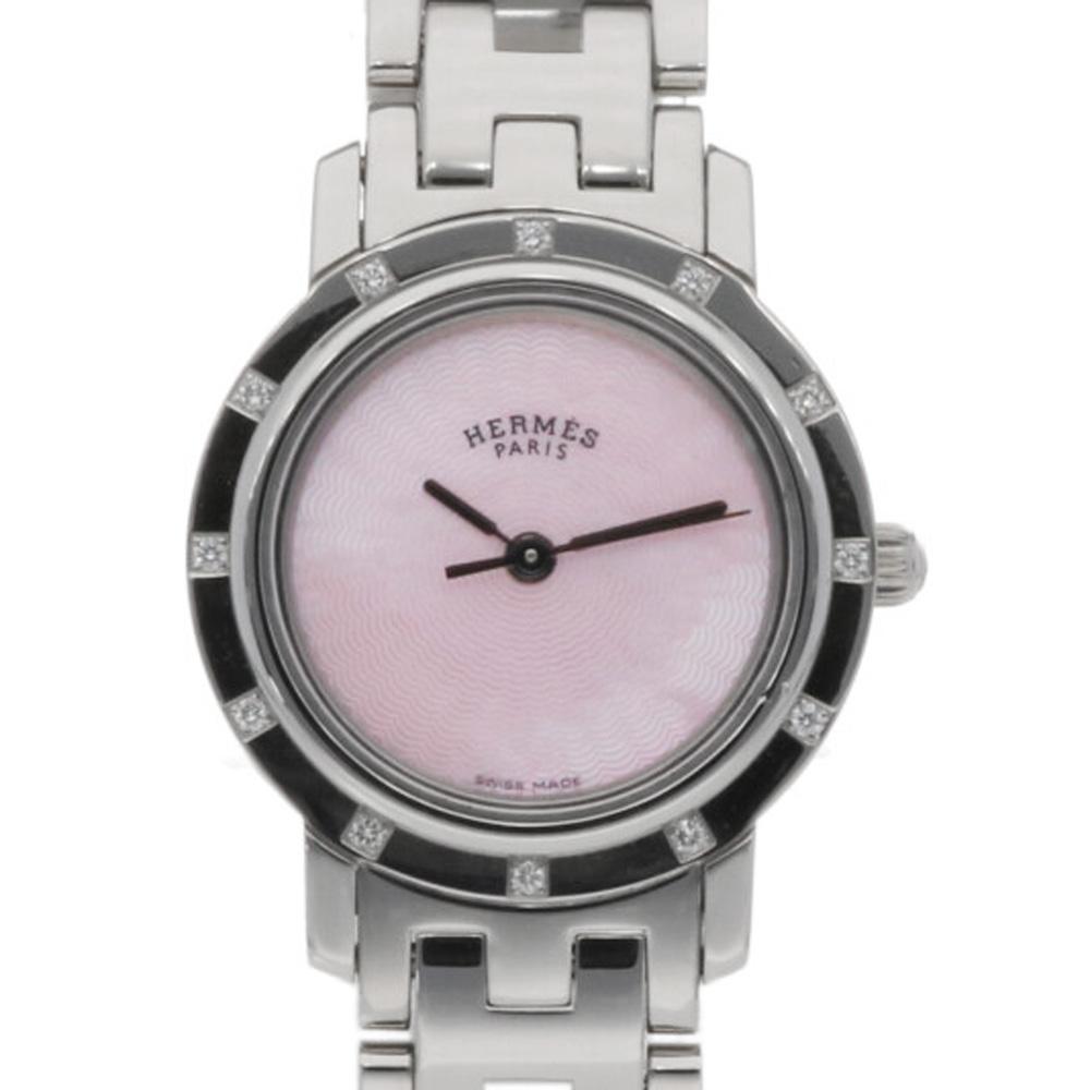 時計 クリッパーナクレ 12Pダイヤ【腕回り約17.5cm】