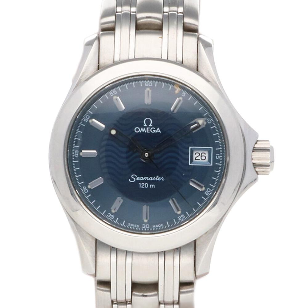 時計 シーマスター120m【腕回り約14cm】