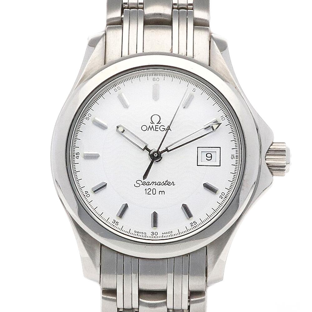 時計 シーマスター120m【腕回り約15cm】