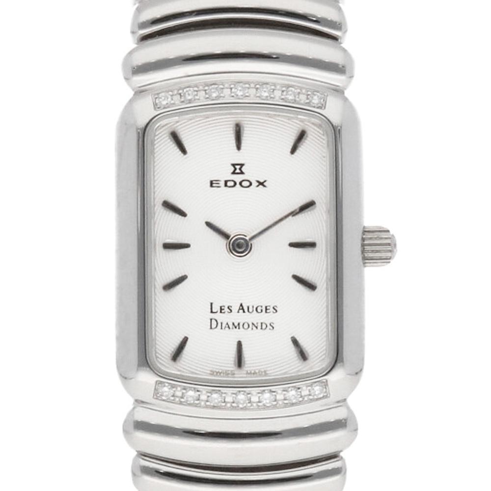 時計 Les Auges ベゼルダイヤ【腕回り約15.5cm】