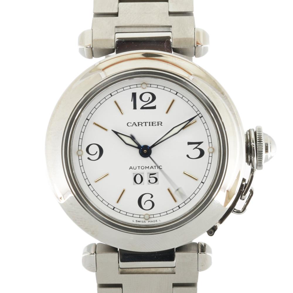 時計 パシャ Cビッグデイト【腕回り約18.5cm】