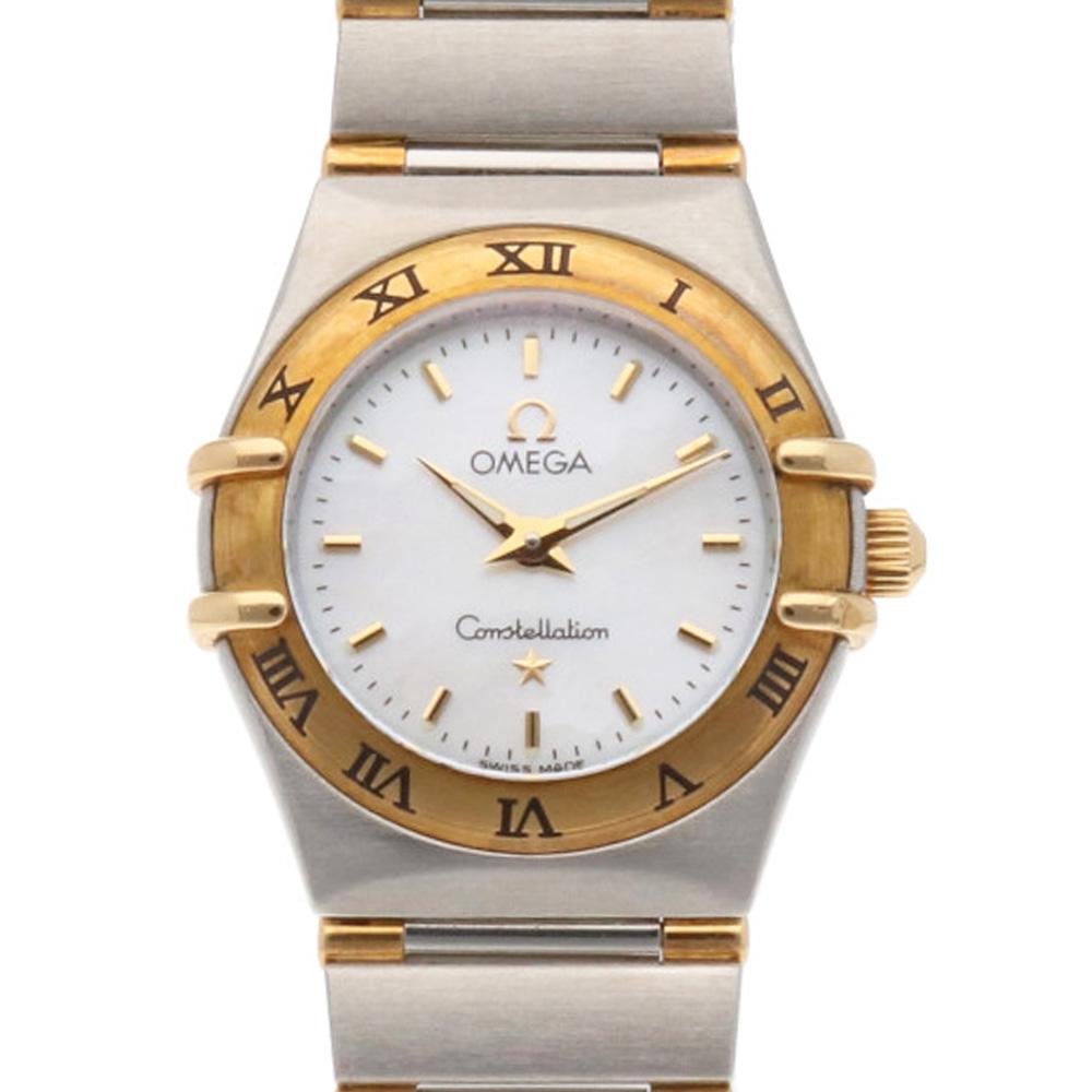 時計 OMEGA コンステレーションミニ【腕回り約17.5cm】