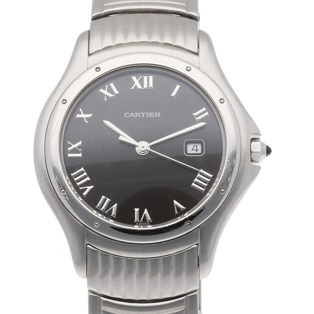 時計 Cartier サントスクーガー【腕回り約17.5cm】