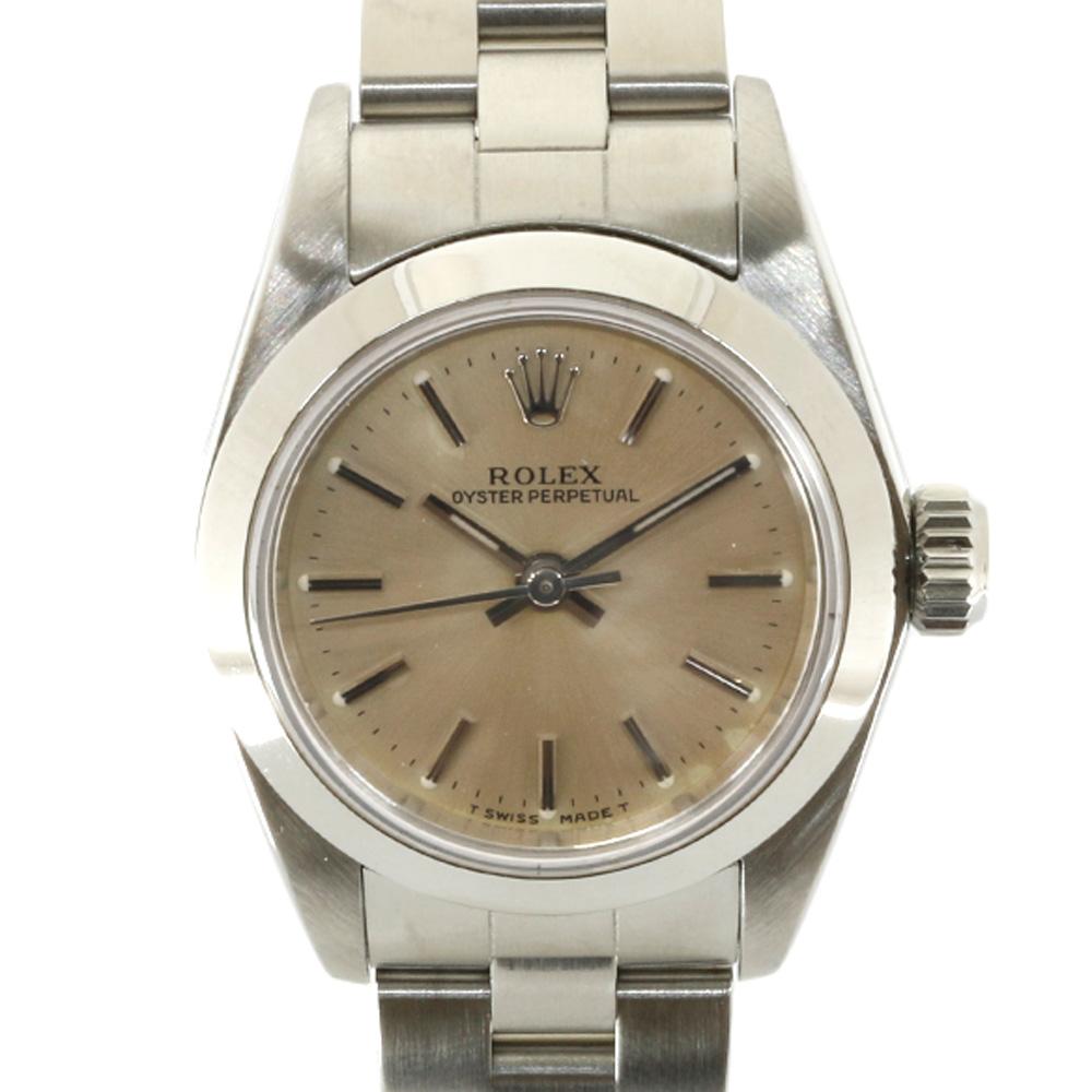 時計 オイスターパーペチュアル【腕周り約17.5cm】