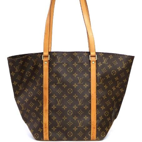 モノグラム ショッピングバッグ