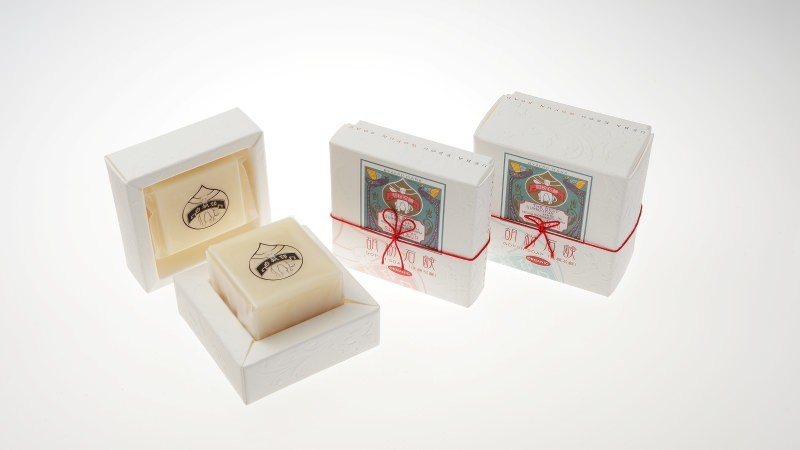 Gofun Soap