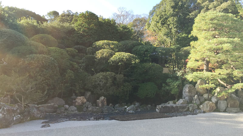 Tsurukame- no-niwa (Cranes and Turtles Garden)