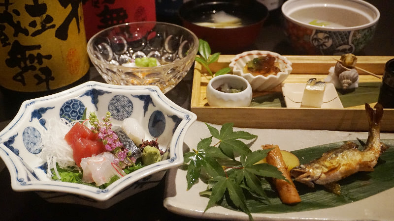 Course Menu(8 dishes)