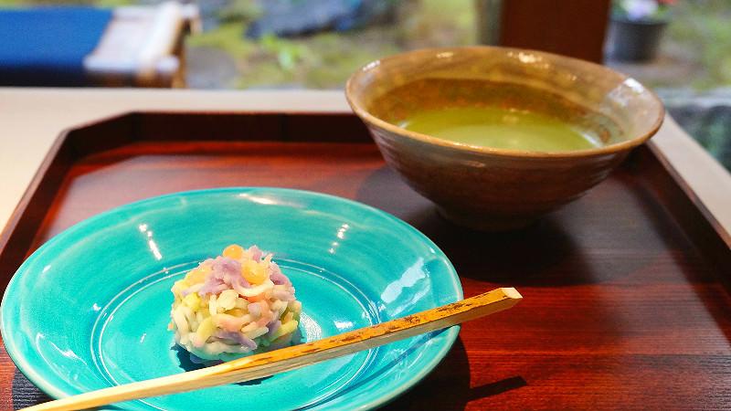 茶房特製,抹茶「雅之院」